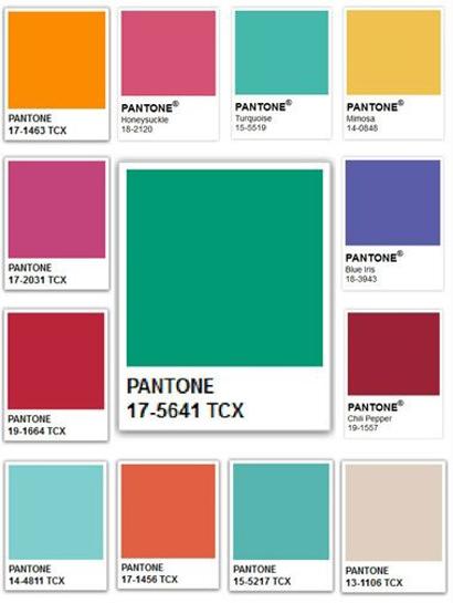 Pantone 2013