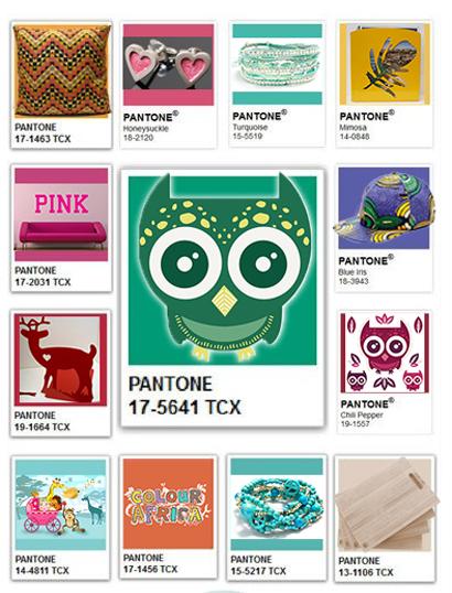 Pantone Items