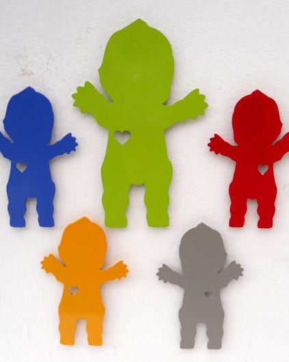 Kewpie Magnets