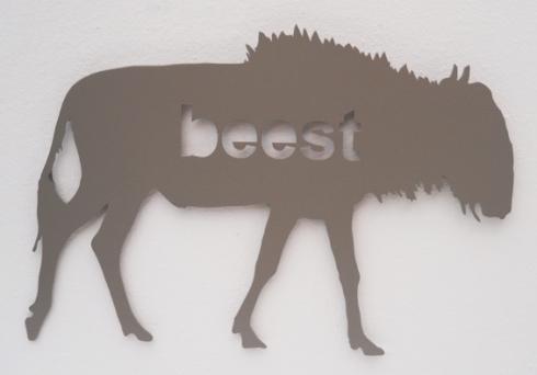 Wilderbeest Magnet