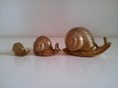 Brass Snails