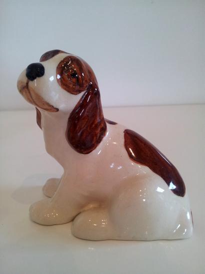 Ceramic Pup