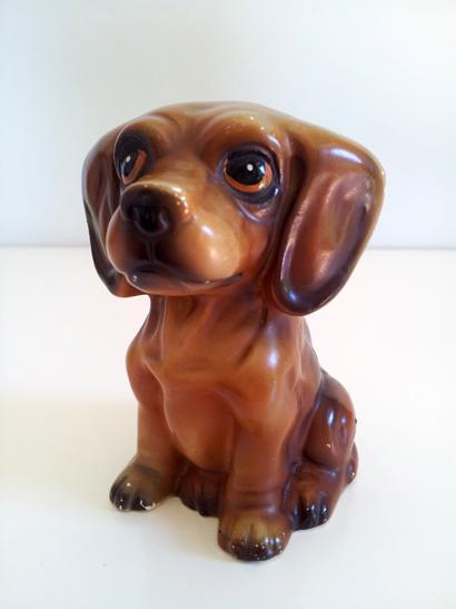 Vintage Pup Dog