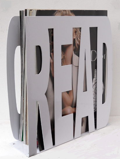 Read Magazine Rack