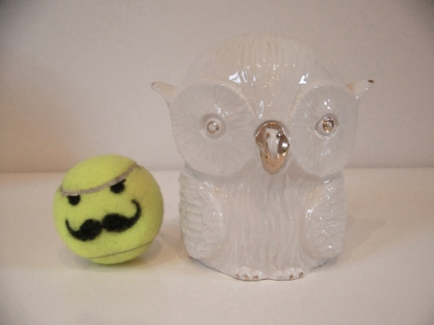 Vintage Italian Owls