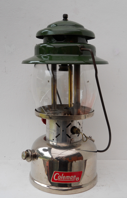 Coleman Kerosene Lamp Series 237 – SOLD |