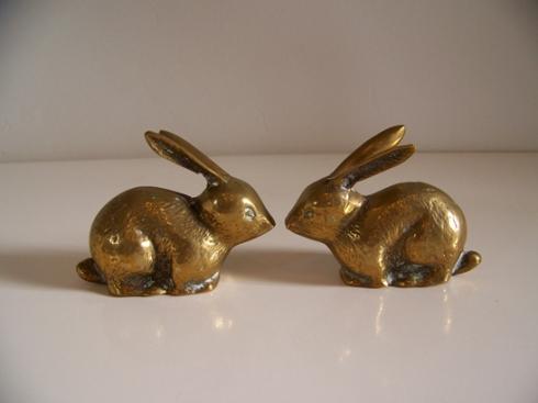 Brass Bunnies