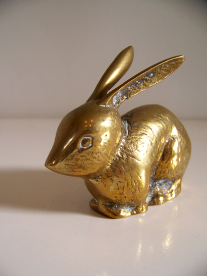 Brass Bunnies
