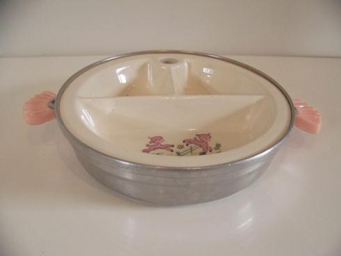 Vintage Warming Dish