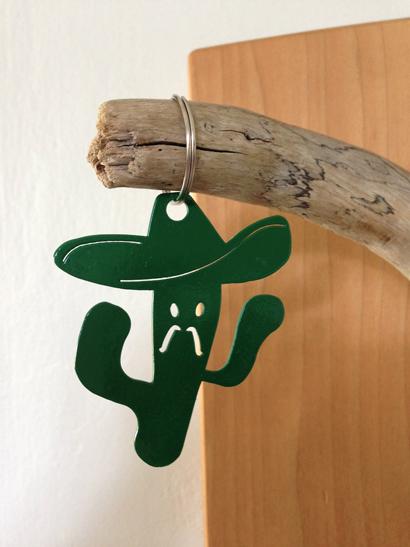 Cactus Keyrings