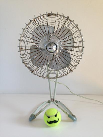 Vintage Sanyo Fan