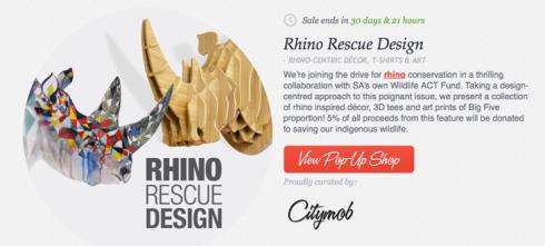 Citymob Rhino Sale