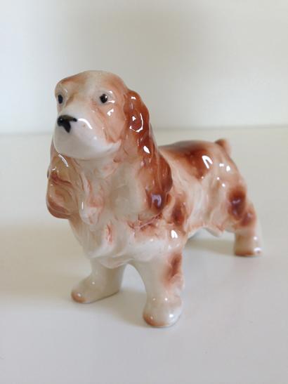Balboa Spaniel Figurine