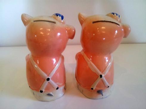 Vintage Piggy Banks