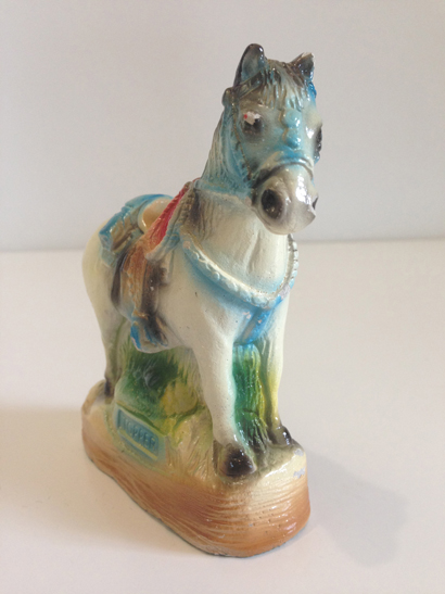 Chalware Topper Horse