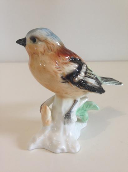 Small Bird Figurine