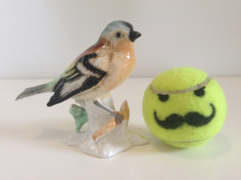 Small Bird Figurine