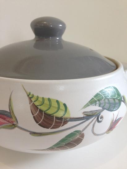 Denby Spring Casserole Dish