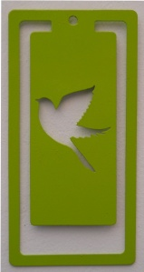 Bookmark - Dove