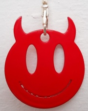 Keyring - Naughty Little Devil